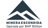 Logo Minera Escondida