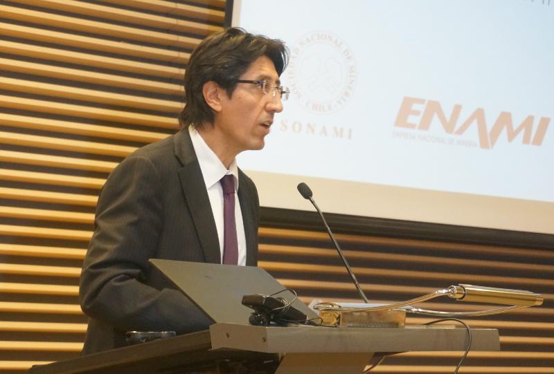 Javier Ruiz del Solar, director Ejecutivo del AMTC: